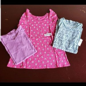 Girl's NWT & Gently Used T shirt Tops XL